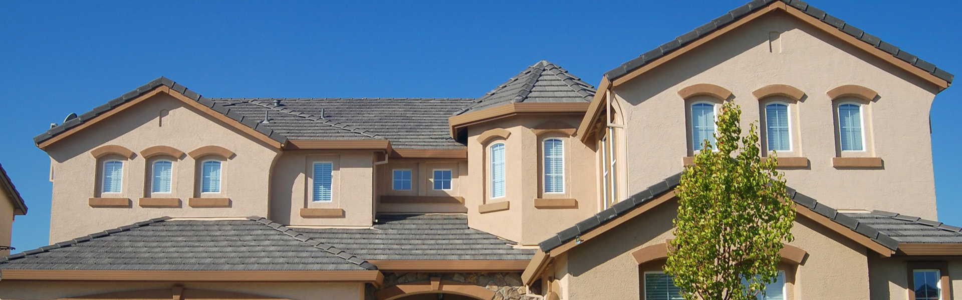 WE ALSO PERFORM ROOFING, ROOF REPAIRS AND ROOF REPLACEMENT FOR RESIDENTIAL HOMES, APARTMENTS AND CONDOS